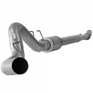 """Flo~Pro 5"""" Downpipe Back Single Exhaust System with Muffler 