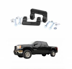 Rough Country 2in Leveling Lift Kit | 2007-2019 GM 1500 PU/SUV | Dale's Super Store
