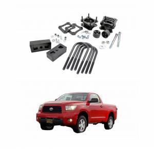Rough Country 2.5-3 In Leveling Lift Kit for 2007-2018 Toyota Tundra 4WD | 872