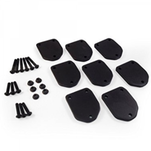 Amp Research 1982-2013 All BEDXTENDER HD Tonneau Cover Spacer Kit Black