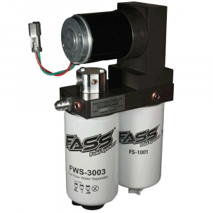 FASS 200GPH Titanium Series Fuel Air Separation System | 2011-16 6.7L Ford Powerstroke | Dales Super Store