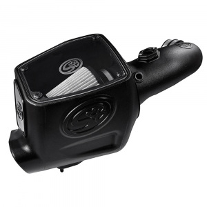 S&B Cold Air Intake Kit (Dry, Extendable) | 2001-2004 Chevy/GMC Duramax LB7 6.6L | Dale's Super Store