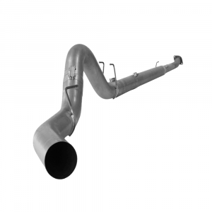 "Flo~Pro 5"" Downpipe Back Single Exhaust System with No Muffler 