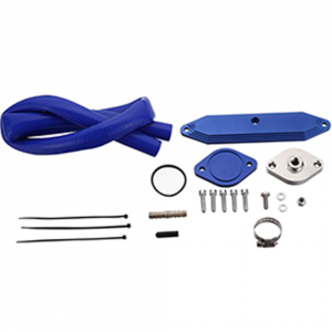 Outlaw Diesel EGR Cooler Upgrade Kit | 2011-2014 6.7L Ford Powerstroke | Dale's Super Store