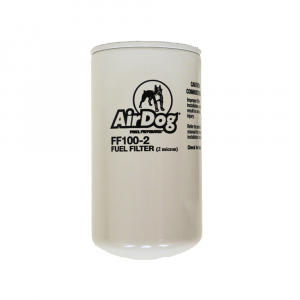 AirDog Replacement Fuel Filter (2 Micron) | FF100-2 | Dales Super Store
