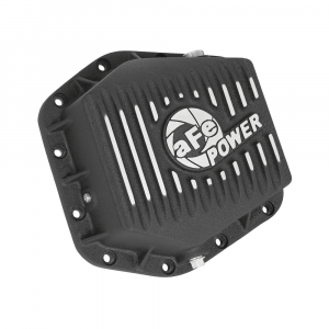aFe Power Black Pro Series Rear Differential Cover w/Machined Fins | 2015-2017 Chevy Colorado/GMC Canyon | Dale's Super Store