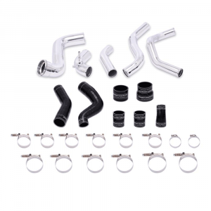 Mishimoto Polished Intercooler Pipe Kit | 2011-2014 Ford F-150 3.5L EcoBoost | Dale's Super Store