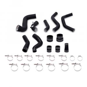 Mishimoto Wrinkled Black Intercooler Pipe Kit | 2011-2014 Ford F-150 3.5L EcoBoost | Dale's Super Store