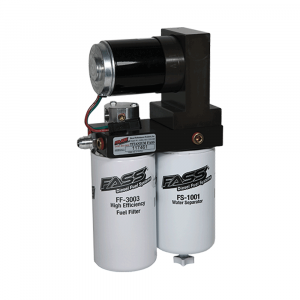 FASS 95GPH Titanium Series Fuel Air Separation System | 2005-2017 Dodge 5.9L/6.7L Cummins | Dales Super Store