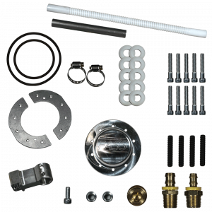 """FASS Diesel """"No Drop"""" Fuel Sump Kit w/Suction Tube Upgrade 