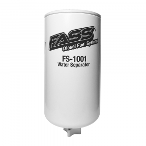 FASS Titanium Series Fuel Filter Replacement (10 Micron) | FS-1001 | Dale's Super Store
