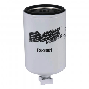 FASS Titanium Series Fuel Filter Replacement (10 Micron) | FS-2001 | Dale's Super Store