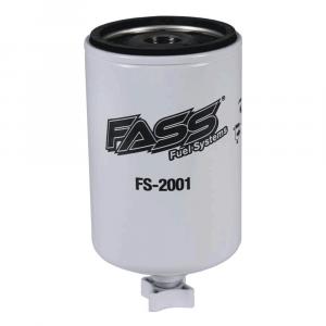 FASS Titanium Series Fuel Filter Replacement (10 Micron) | FS-2001 | Dale's Super Store