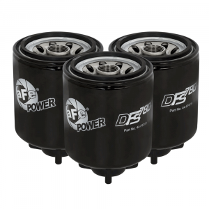 aFe Power Pro Guard D2 Fuel Filter for DFS780 Fuel Systems (3 Pack)   44-FF019M   Dales Super Store