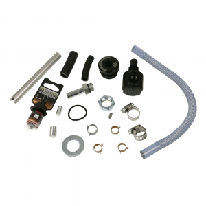 BD Diesel Flow-Max Top Side Draw Straw Kit | 1050345 | Dale's Super Store