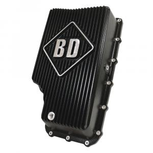 BD Diesel Deep Sump Transmission Pan   2011-2017 6.7L Ford Powerstroke 6R140   Dale's Super Store