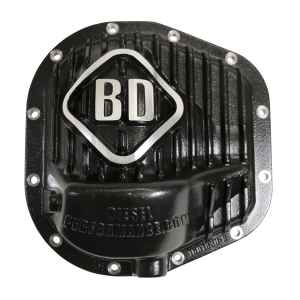 BD Diesel Differential Cover | 1989-2016 Ford Single Wheel w/Sterling 12-10.25 or 10.5 Rear Differential | Dale's Super Store
