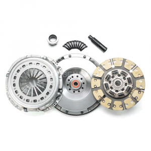 South Bend Single Disc Clutch Kit w/Flywheel for 2008-2010 6.4L Ford Powerstroke | Dale's Super Store