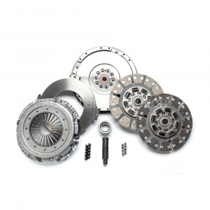 South Bend Street Dual Disc Clutch Kit w/Flywheel for 2008-2010 6.4L Ford Powerstroke