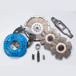 South Bend Clutch Competition Double Disc Clutch Kit 850HP for 2008-2010 6.4L Ford Powerstroke | Dale's Super Store