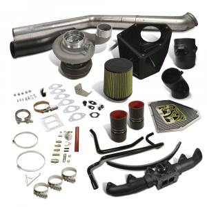 BD Diesel Rumble B S364.5SX-E Turbo Kit | 2007.5-2009 6.7L Dodge Cummins | Dale's Super Store