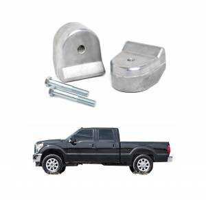 Rough Country 1.5in Leveling Spacers for 2005-2017 Ford F250/F350 | Dale's Super Store