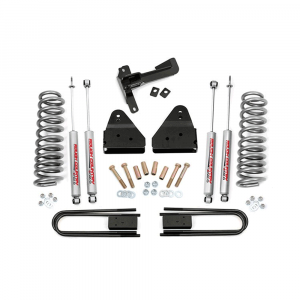 Rough Country 3in Series II Suspension Lift Kit | 2008-2010 Ford Super Duty F-250/F-350 4WD | Dale's Super Store