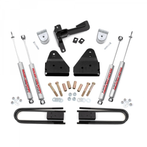 Rough Country 3in Suspension Lift Kit | 2008-2010 Ford Super Duty F-250/F-350 4WD | Dale's Super Store