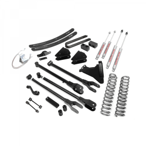 Rough Country 6in Suspension Lift Kit | 2008-2010 Ford Super Duty F-250/F-350 4WD (Gas Models) | Dale's Super Store
