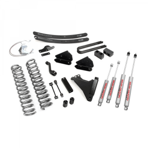 Rough Country 6in Suspension Lift Kit | 2008-2010 6.7L Ford Powerstroke F-250/F-350 4WD | Dale's Super Store