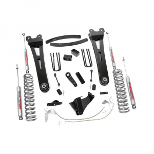 Rough Country 6in Suspension Lift Kit w/Radius Arms | 2008-2010 6.7L Ford Powerstroke F-250/F-350 4WD | Dale's Super Store