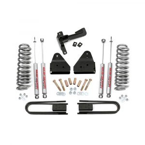 Rough Country Series II 3in Suspension Lift Kit | 2005-2007 Ford Super Duty F-250/F-350 4WD | Dale's Super Store
