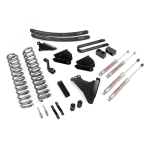 Rough Country 6in Suspension Lift Kit | 2005-2007 Ford F-250/F-350 (Gas Models) | Dale's Super Store