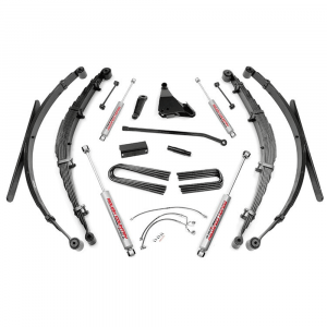 Rough Country 8in Suspension Lift System | 1999-2004 Ford F-250/F-350 4WD | Dale's Super Store