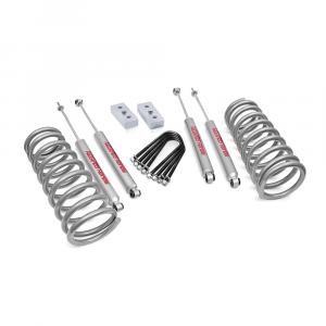 Rough Country 3in Suspension Lift Kit | 2003-2013 Dodge Cummins 2500 4WD | Dale's Super Store
