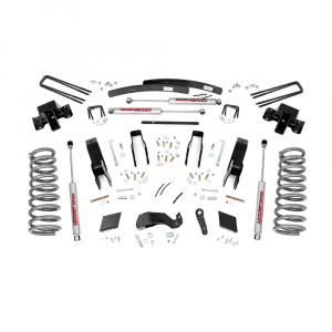 Rough Country 5in Suspension Lift Kit | 1994-2002 Dodge RAM 2500 4WD | Dale's Super Store