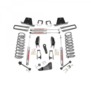 Rough Country 5in Suspension Lift Kit | 2008 6.7L Dodge Cummins 2500/3500 4WD | Dale's Super Store