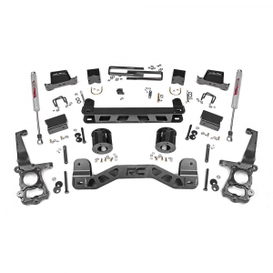 Rough Country 5in Suspension Lift Kit | 2015-2018 Ford F-150 2WD | Dale's Super Store