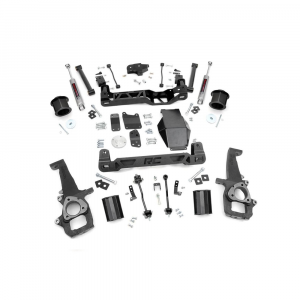 Rough Country 6in Suspension Lift Kit | 2009-2011 Dodge Ram 1500 4WD | Dale's Super Store