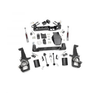 Rough Country 6in Suspension Lift Kit | 2006-2008 Dodge Ram 1500 4WD | Dale's Super Store