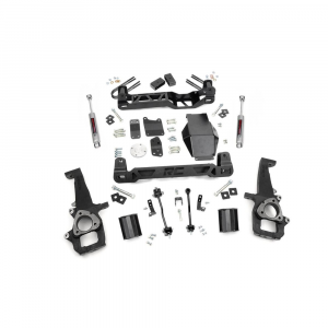 Rough Country 4in Suspension Lift Kit | 2006-2008 Dodge Ram 1500 4WD | Dale's Super Store