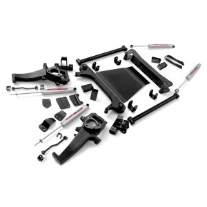 Rough Country 4in Suspension Lift Kit | 2002-2005 Dodge Ram 1500 4WD | Dale's Super Store