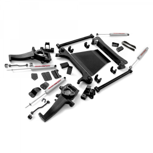Rough Country 5in Suspension Lift Kit | 2002-2005 Dodge Ram 1500 4WD | Dale's Super Store