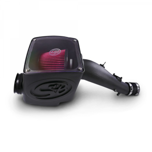 S&B Cold Air Intake Kit   2012-2015 4.0L Toyota Tacoma   Cotton, Cleanable   Dale's Super Store