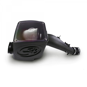 S&B Cold Air Intake Kit   2012-2015 4.0L Toyota Tacoma   Dry Extendable   Dale's Super Store