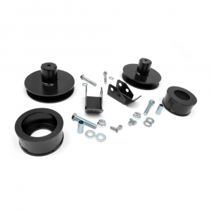 Rough Country 2in Suspension Lift Kit | 1997-2006 Jeep Wrangler TJ 4WD | Dale's Super Store