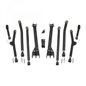 Rough Country 4-6in Long Arm Upgrade Kit | 2004-2006 Jeep Wrangler TJ Unlimited 4WD | Dale's Super Store