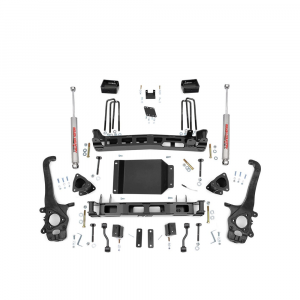 Rough Country 4in Suspension Lift Kit | 2004-2015 Nissan Titan | Dale's Super Store