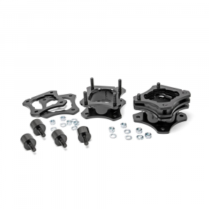 Rough Country 2.5-3in Leveling Kit | 2007-2018 Toyota Tundra 2WD | Dale's Super Store