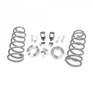 Rough Country 3in Series II Suspension Lift Kit | 2003-2009 Toyota 4-Runner 4WD w/X-REAS | Dale's Super Store